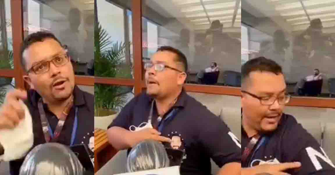Video: es sanjuanina, está embarazada y su ex la abandonó